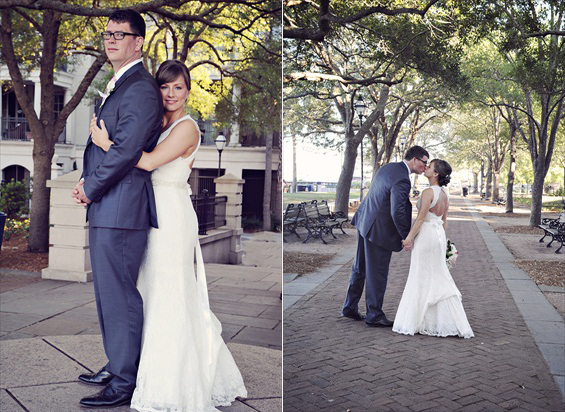 Brooke Brooks Photography - charleston wedding at hampton park
