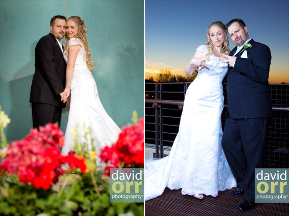David Orr Photography - Arizona Fall Wedding