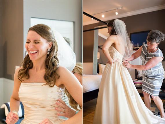 Filda Konec Photography - Hemingway House Wedding - bride laughing while getting ready