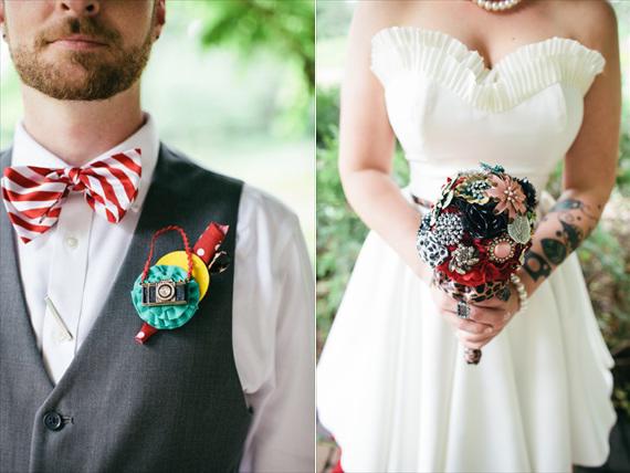 The Leekers - Nebraska DIY Wedding