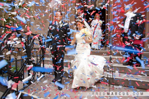 Confetti, Flutter Fetti // Alternative to Sparklers for Wedding Grand Exits