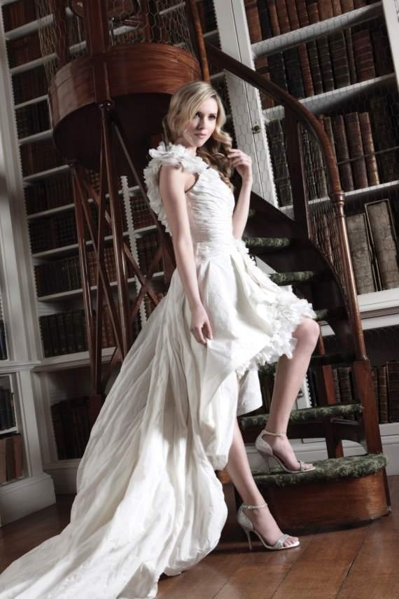 crystal adorned sandal heel bridal footwear