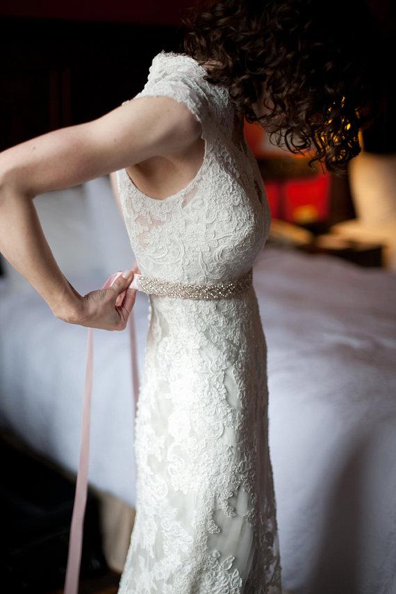 crystal dress sash (by sparklesm)