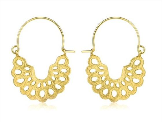 custom gold earrings