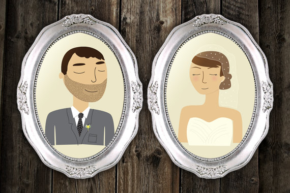 wedding gift ideas from a to z - print by lovebirds goods