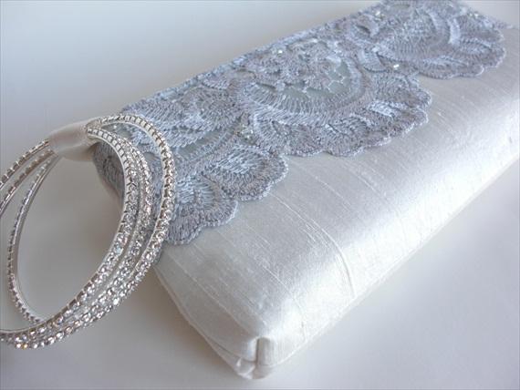 wedding wristlet - Keep Bags by Dana Cooper