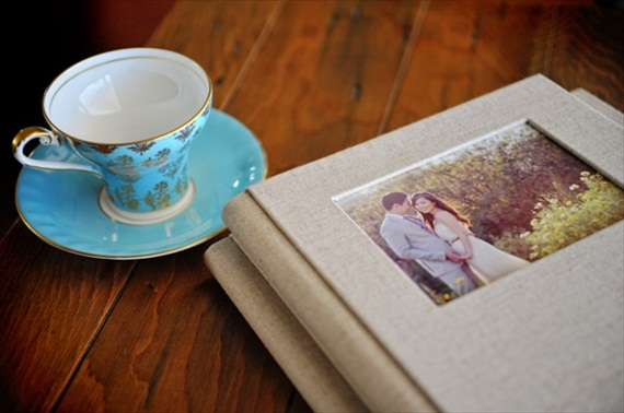 How to Take Charge of Your Wedding Album