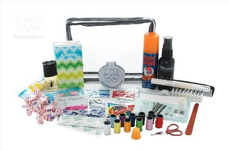 emergency kit wedding