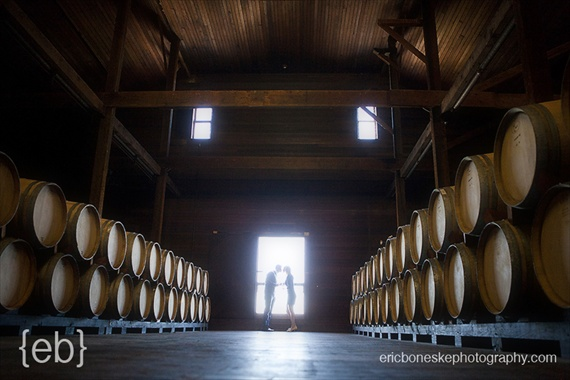 engagement photo ideas - the winery