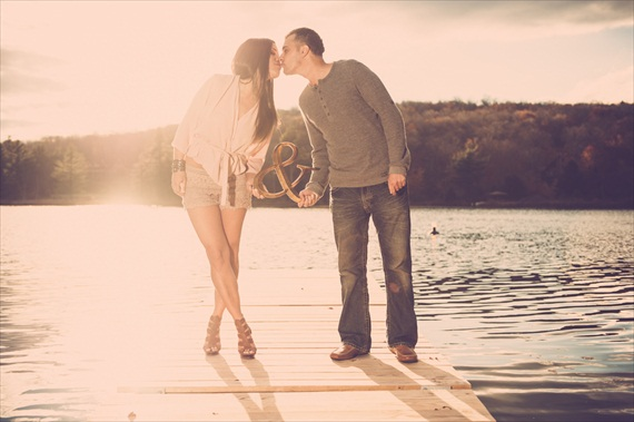 20 Best Engagement Photo Ideas: The Ampersand (by Stripling Photography)
