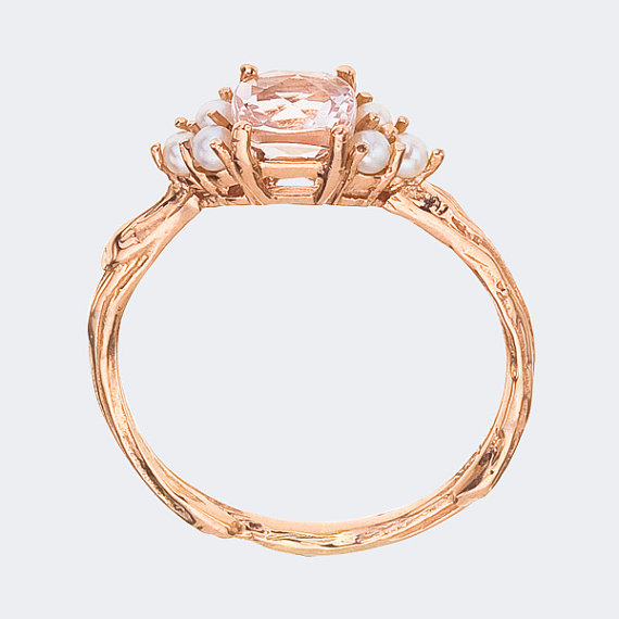 twig engagement rings (and why a wedding ring is worn on the fourth finger)