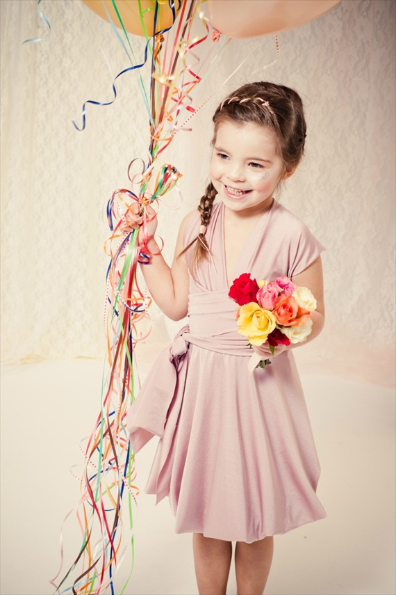 What's Hot in The Marketplace - flower girl dress by muse