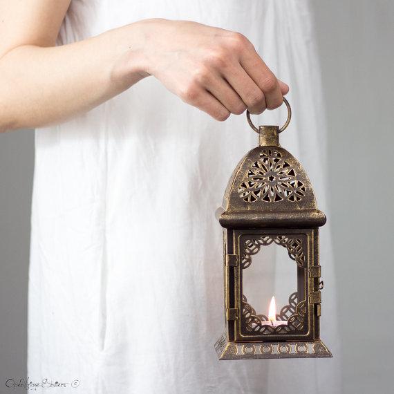 flower girl lantern