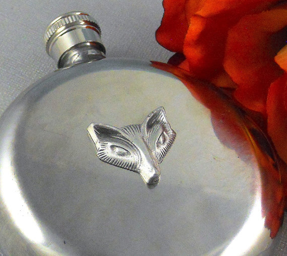 fox flask by mania design