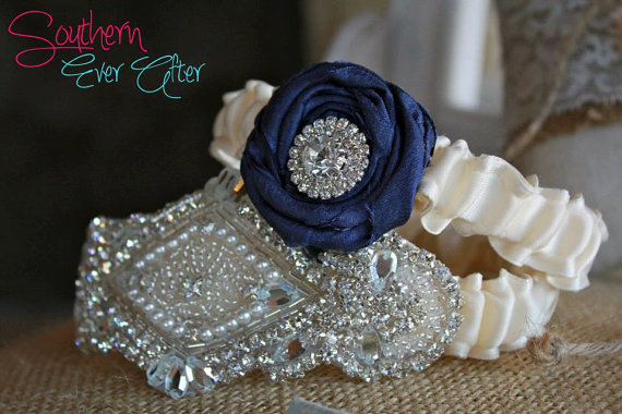 Wedding Garters (by Southern Ever After)