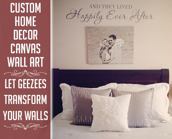 Win a Gift Certificate Geezees Custom Canvas