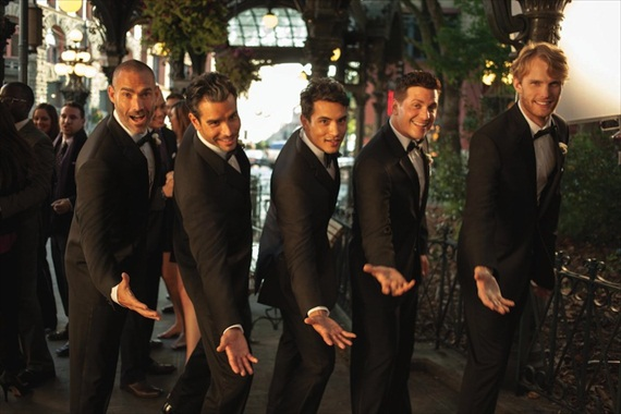 5 Tuxedo Tips Every Groom Should Know