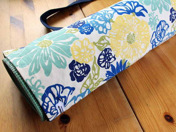 Best Bridesmaid Gift Ideas from A-Z (via EmmalineBride.com) - yoga bag by good marvin