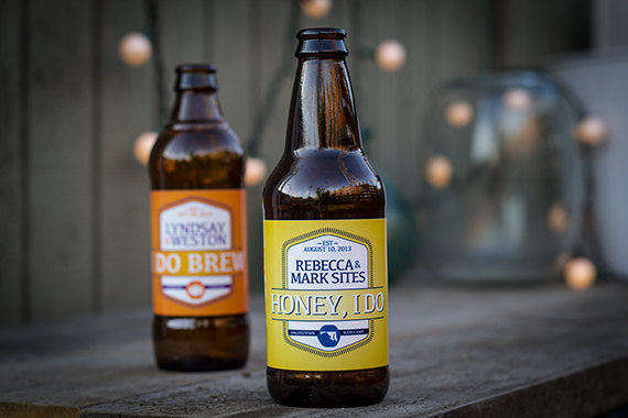 i do brew labels with your state via 25 State Ideas That Will Make Your Big Day More Awesome