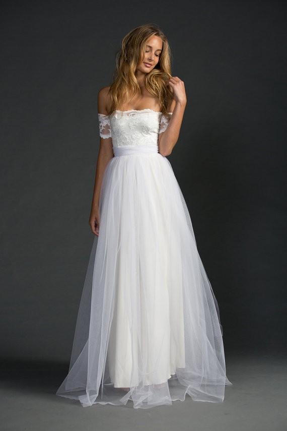 lace wedding dress by grace loves lace