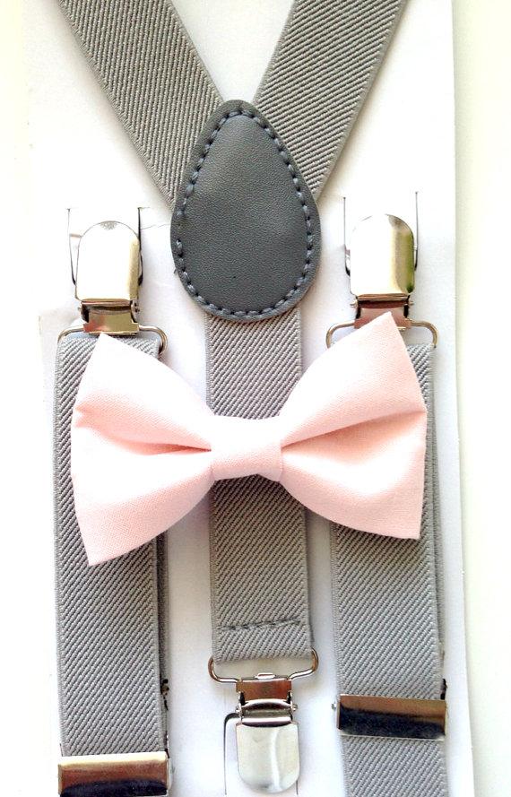 light gray and light pink