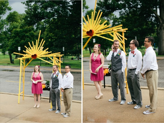 The Leekers - Lincoln Nebraska wedding