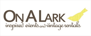 On a Lark {inspired events and vintage rentals}
