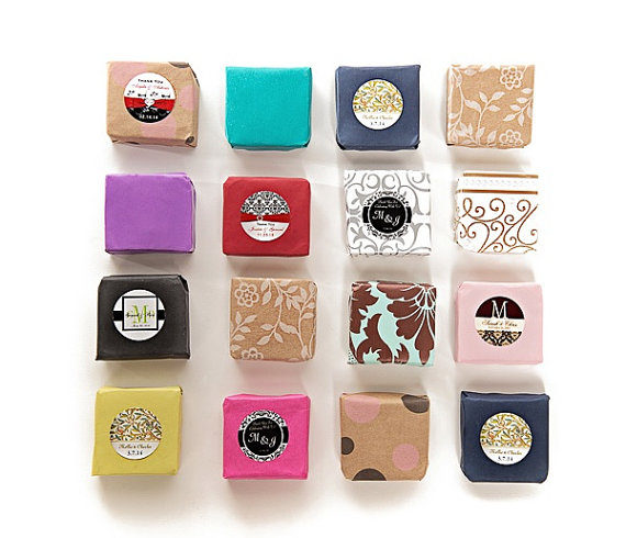 Best Bridesmaid Gifts from A-Z (via EmmalineBride.com) - soaps by jensan home and body