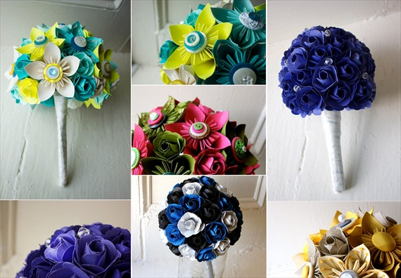 Are Paper Wedding Flowers Better?