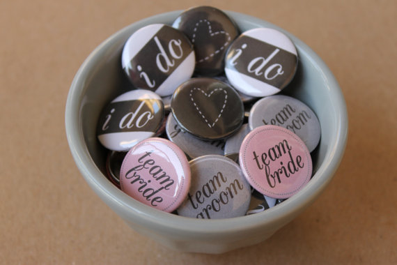 Party Favor Buttons