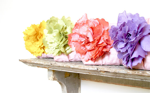 pastel spring clutch purses