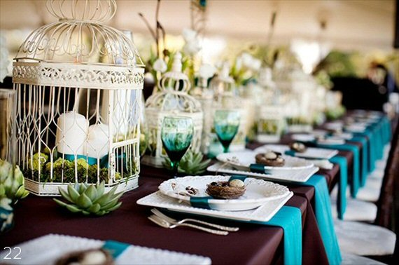 25+ Stylish Peacock Wedding Ideas
