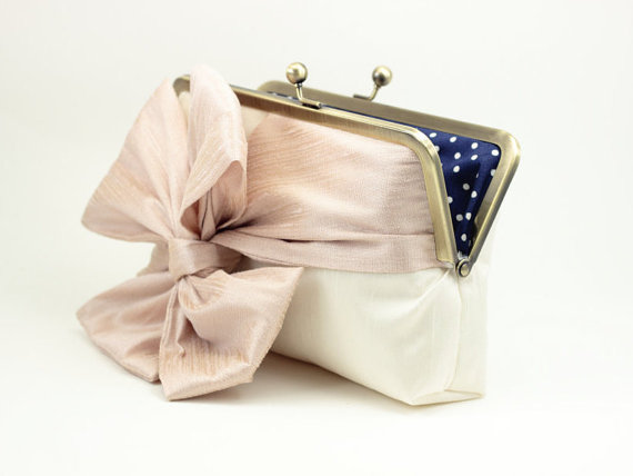 bridesmaid clutch sets