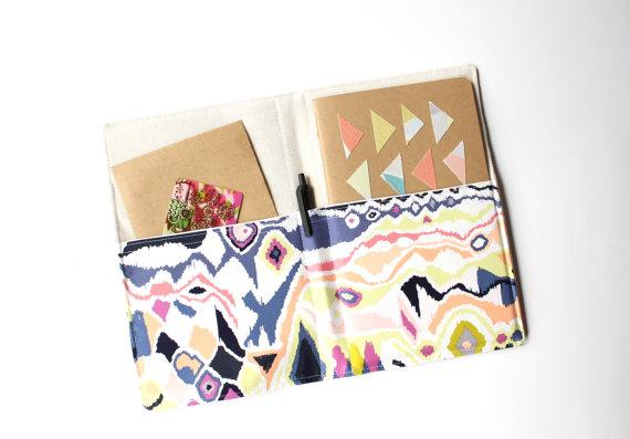 portfolio organizer via newly engaged gift idea at EmmalineBride.com