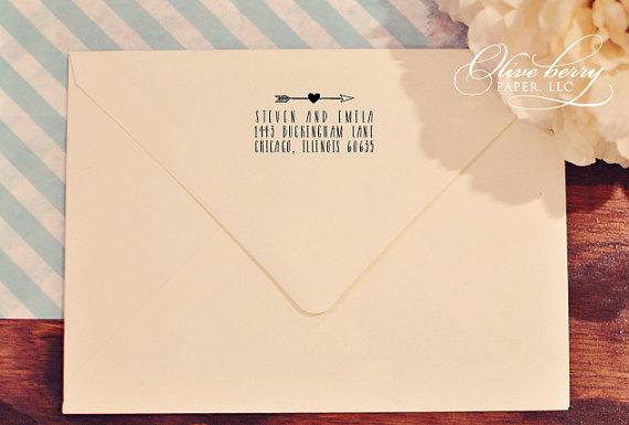 Custom Wedding Stamp for the DIY Bride
