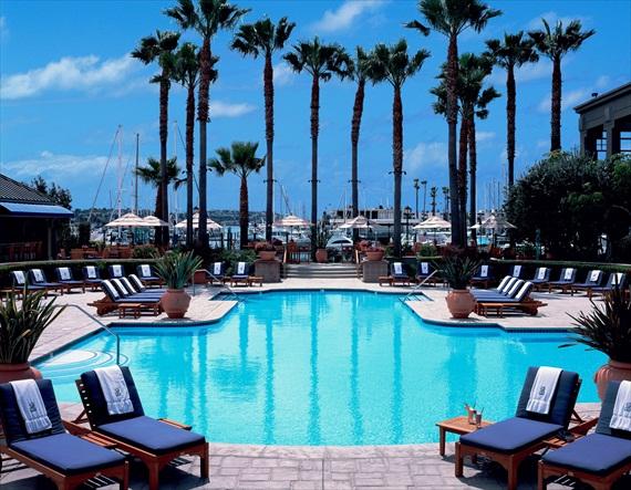 The Ritz-Carlton Marina Del Rey - The Pool