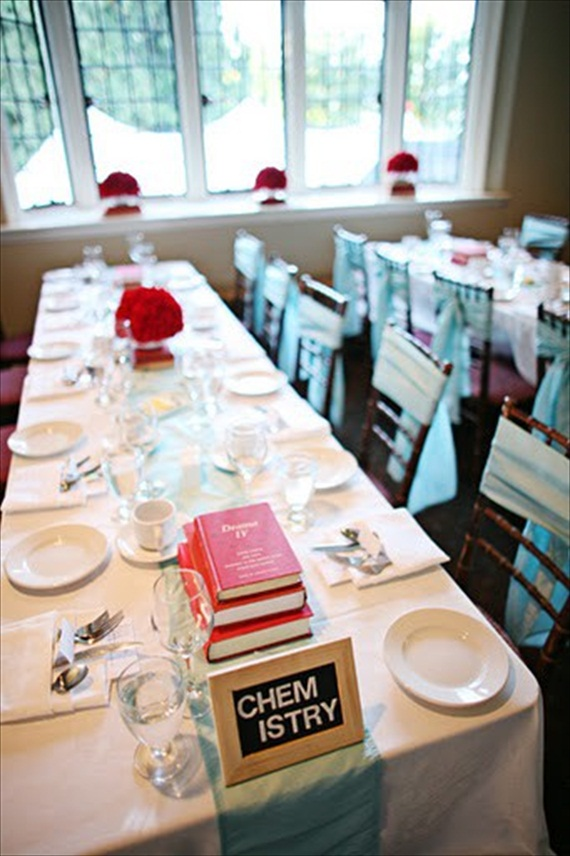 Wedding Table Name Ideas (via EmmalineBride) photo by lucida photography