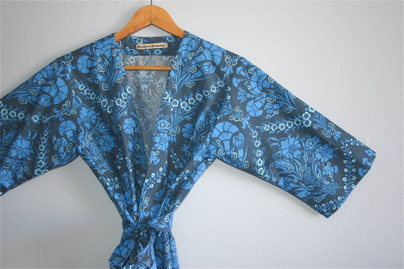 something-blue-robe