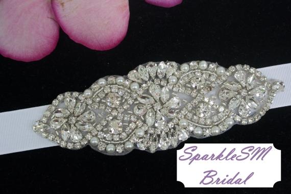 sparkle bouquet wrap