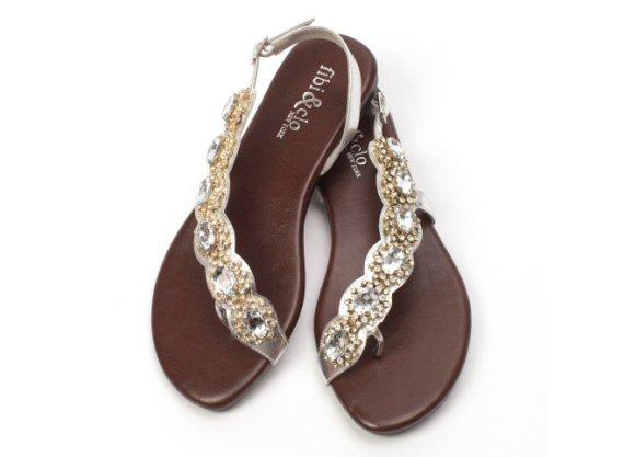 sun cascade sandals