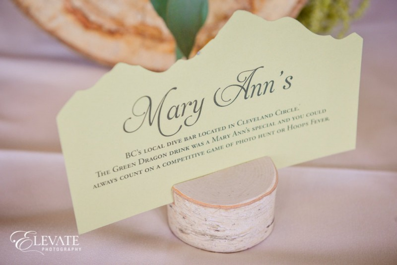table name mountain wedding | 50+ Amazing Mountain Wedding Ideas http://emmalinebride.com/rustic/mountain-wedding-ideas/