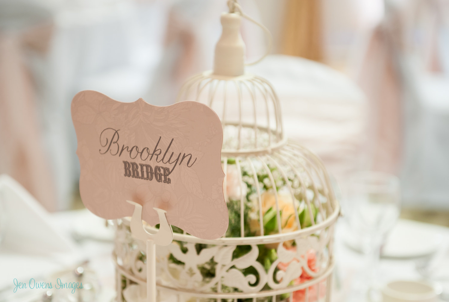 table names for weddings
