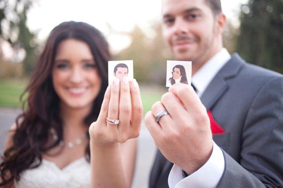 temporary wedding tattoos bride and groom