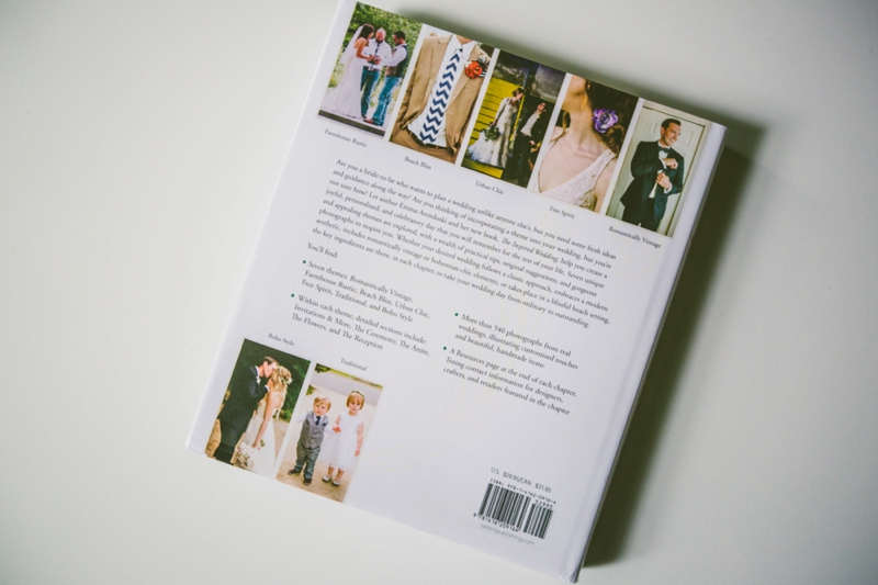 The Inspired Wedding Book, images courtesy of Carolyn Scott | https://emmalinebride.com/2015-giveaway/the-inspired-wedding-book/