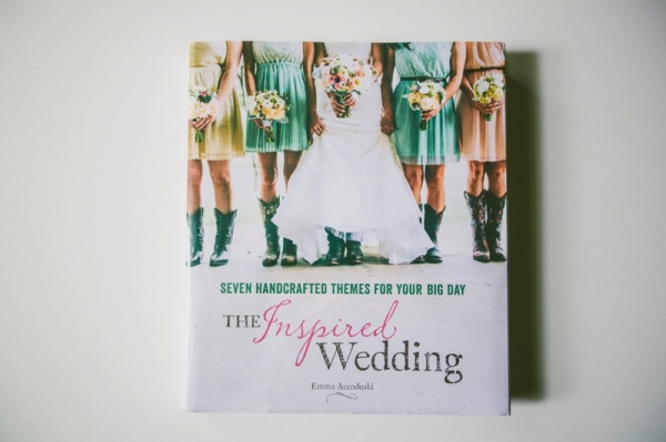 the inspired wedding themes book
