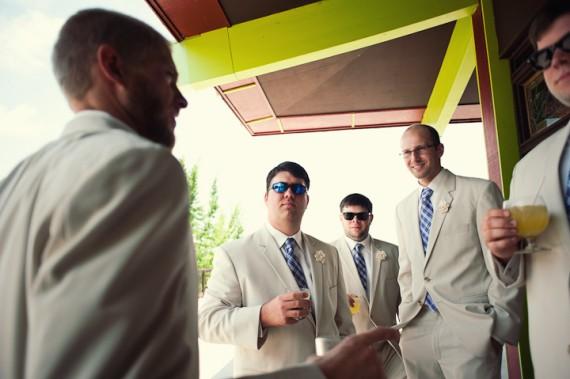 tuscaloosa-wedding-groomsmen-drinking-orange-juice