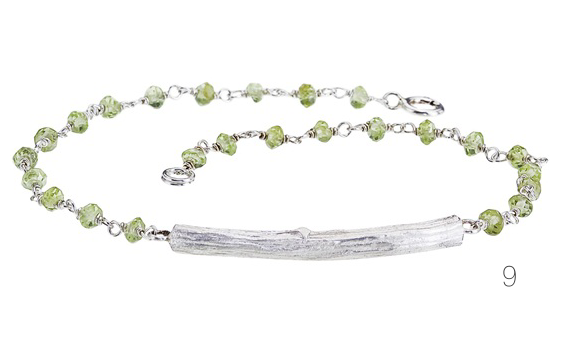 Twig Wedding Bracelet (by Barbara Michelle Jacobs Jewelry)