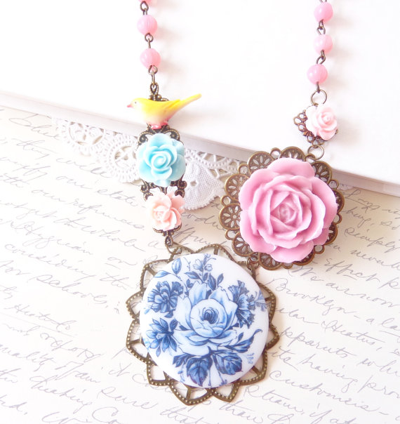 Bridesmaid Jewelry Gifts (jewelry by Nesting Pretty)