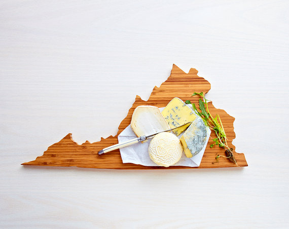 virgina cutting board