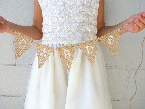 wedding bunting banner